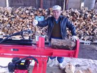 カット後の薪をどのようにご利用されていますか?