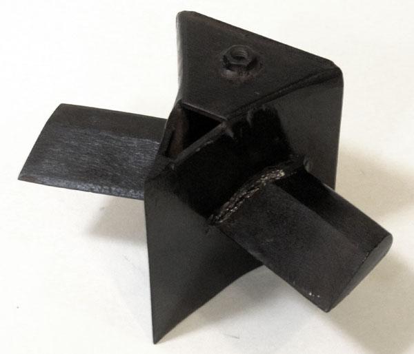 薪割り機専用 4分割カッター