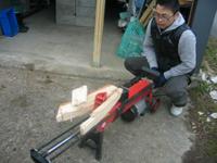 薪割り機を購入されたきっかけは何ですか?